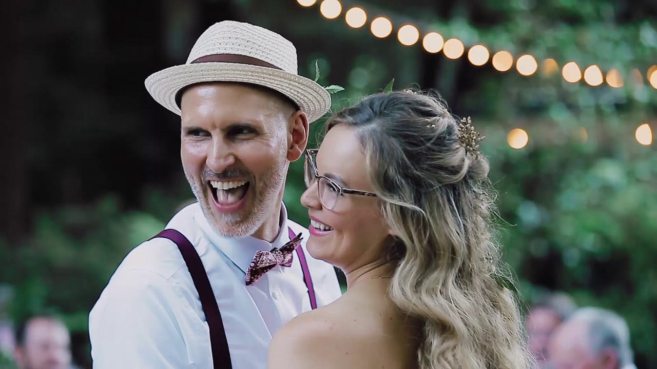 Emotional Wedding in the Redwoods | Deer Park Villa