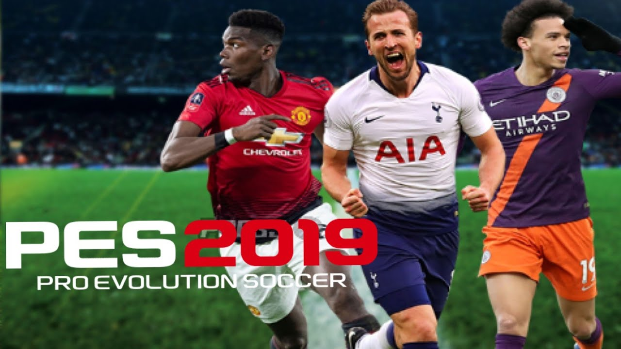 PES 19 PPSSPP Android 1GB Offline Best Graphics New Kits