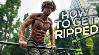 HOW TO BUILD MUSCLE AND BURN FAT AT THE SAME TIME - FULL DAY OF EATING AND TRAINING
