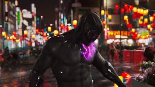 Black Panther Tamil   Black Panther Vs klaue Fight Scene Tamil   Black Panther Tamil Scene