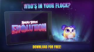 [Android Game] Free download Angry Birds Evolution