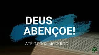 21/03/21 | Salmos 24.1 | Rev. Elias Siqueira | Mordomia e vida