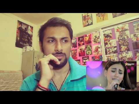 Ayu Ting Ting - Sun Raha Hai Na Tu | Indian's Reaction