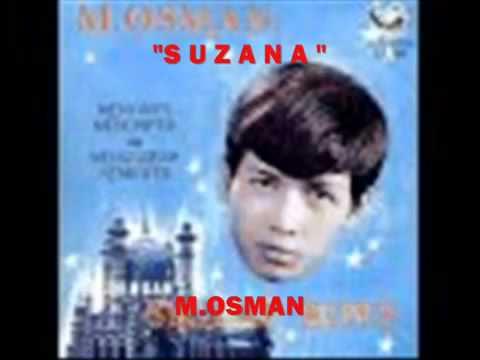 """SUZANA""  (M.Osman 1966)-Instr. Guitar karaoke by WARDI AHMAD"