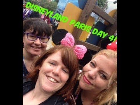 Disneyland Paris Day 4! August 2017