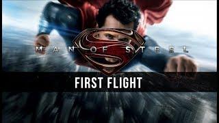 hans zimmer first flight man of steel unreleased music