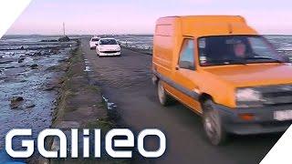 Frankreichs Straße im Meer: Passage du Gois | Galileo Lunch Break