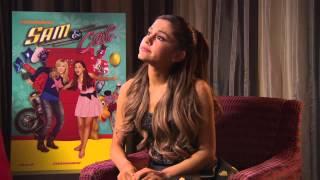 Sam & Cat: Ariana Grande & Jennette McCurdy - Full Interview.