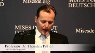 Die Achillesferse des Fiat Geldsystems - Prof. Dr. Thorsten Polleit