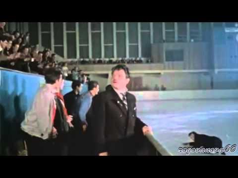 Высоцкий - Песня о конькобежце на короткие дистанции