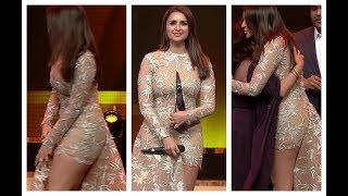 Parineeti chopra got fitnes award, why?