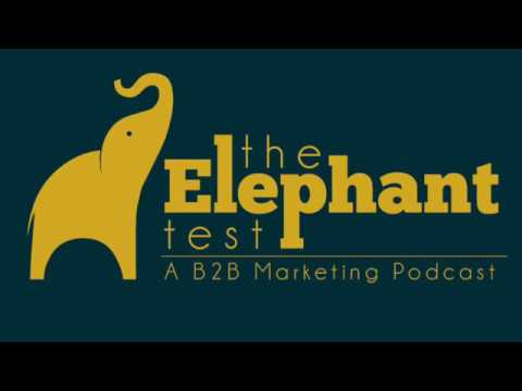 Elephant Test   Upstream Marketing