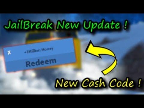 New Money Code Reedem This Code Before Patch Jailbreak Winter