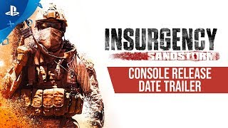 Insurgency: Sandstorm | Release Date Trailer | PS4