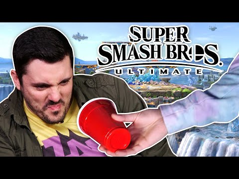 Smash Smoothie Challenge | Super Smash Bros. Ultimate