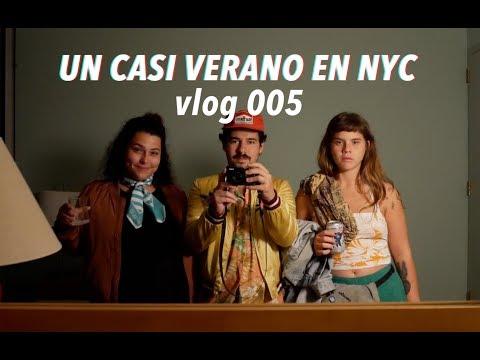 Vlog05 - un casi verano en NYC