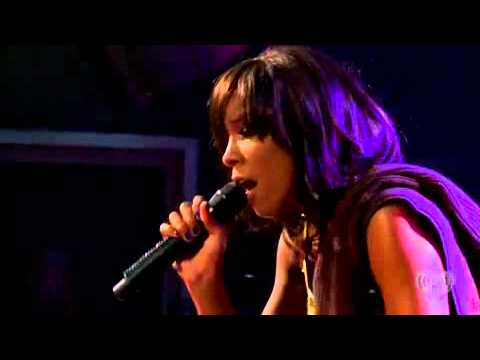 Kelly Rowland Discusses and Performs Rose Colored Glasses