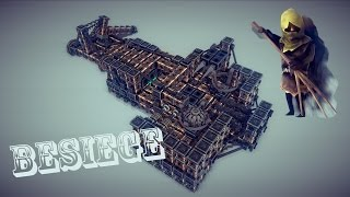 The Ultimate Torture Chamber - Besiege