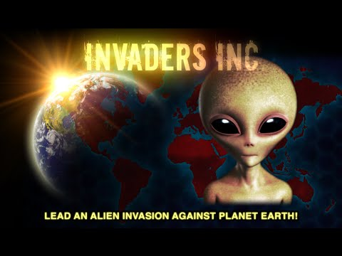 Invaders Inc. - Promo Video