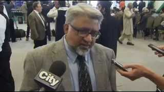 Dr Mehdi Ali Funeral 06/04/2014 CityNewsToronto Ahmadiyya