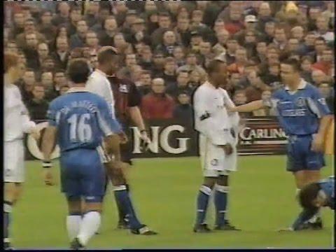 Battle of the Bridge (9 man Leeds hold of Chelsea in 1997)