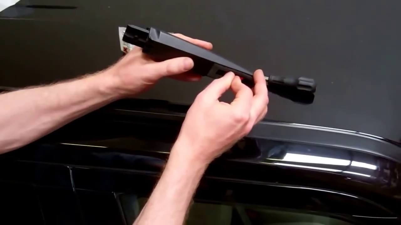 Range Rover Sport Roof Rack Fitting Instructions Part 2