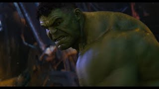 Hulk vs Thanos | Avengers Infinity War | In Tamil | Marvel Tamil Fans