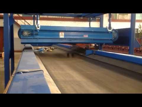Магнитный сепаратор на конвейере промышленные конвейеры купить