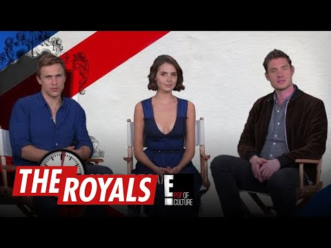 The Royals  The Royal Hangover Season 4, Ep. 5  E!