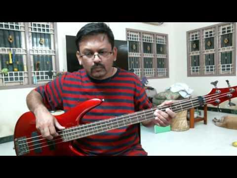 Sollividu - Amaidhi Padai : Bass Cover