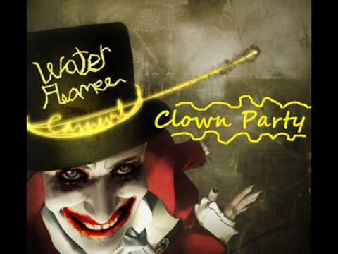 Waterflame-Clownparty!