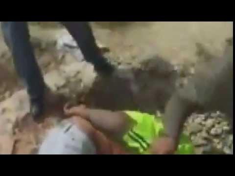 URGENT:Palestinian man shot dead by Israeli forces (Raw Video)