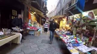Palermo Walking Tour #1 (Mercato Il Capo, La Vucciria, Ballaro and Teatro Massimo)