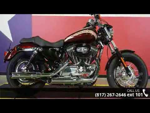 2018 Harley Davidson Xl1200c Sportster 1200 Custom Youtube