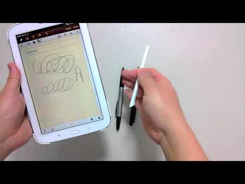 Samsung Galaxy Note 8 Compatible Stylus/Digitizer Pens