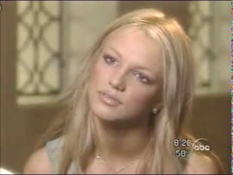 Britney Spears 2001 Good Morning America Interview Youtube