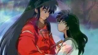 inuyasha and kagome-kismet