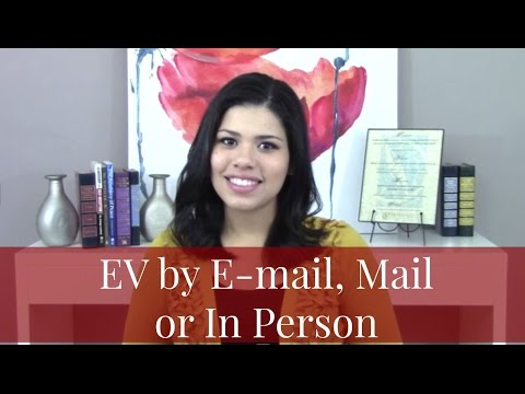 Income Verification's Received by E-mail, Mail or Completed In Person