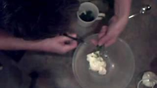 Recipe  3-4oz softened butter, half a teaspoon lemon juice, chopped...