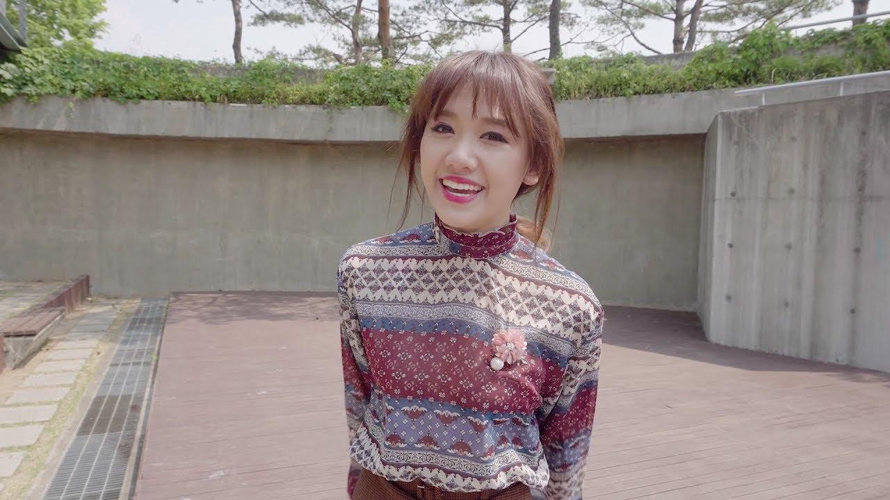 Hari Won [ Daily ] - Du lịch Hàn Quốc - Nhảy nhót cute ~~