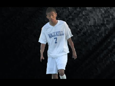 Andy Acevedo (Freshman) Wallkill Varsity Soccer 2013 Highlight Video