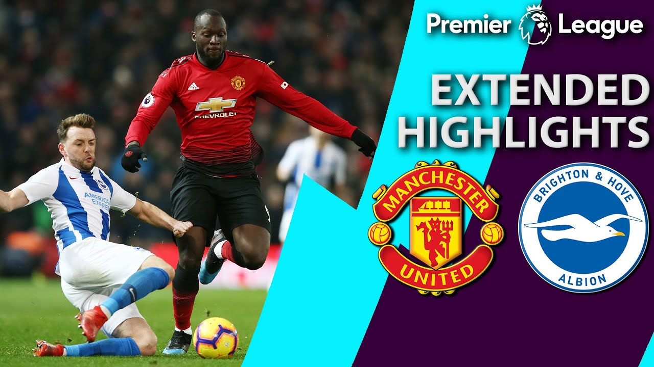 Manchester United V Brighton Premier League Extended Highlights 11919 Nbc Sports | kevin-flynn.com