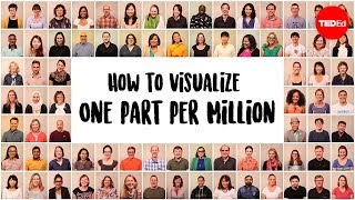 How to visualize one part per million - Kim Preshoff + The TED-Ed Community