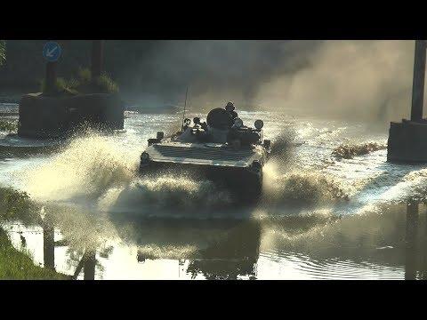 BMP1 Schützenpanzer Show @ Dahtix Days of Destruction 2018