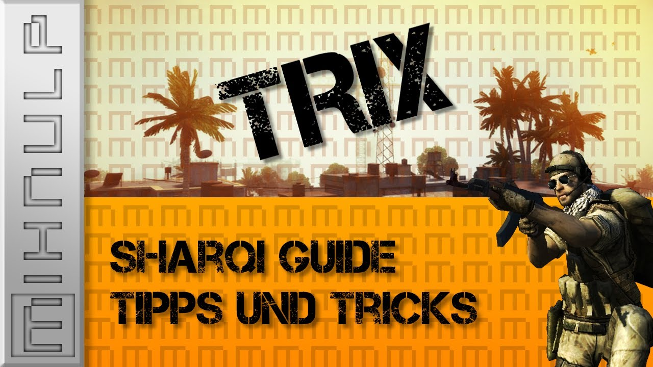 Battlefield Play4Free : Sharqi Assaultmode Trix / Tipps