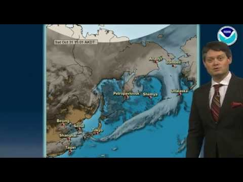 October 31, 2015 Alaska Weather