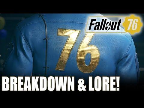 Fallout 76: Vault Location, Breakdown & Lore! thumbnail