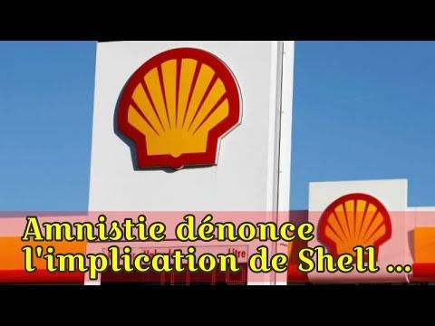 Amnistie dénonce l'implication de Shell dans des crimes au Nigeria