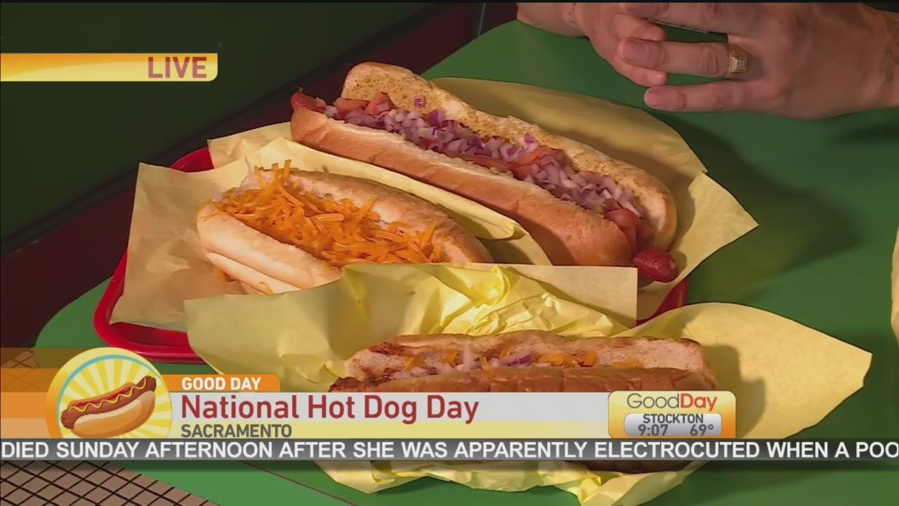 National Hot Dog Day: So what's actually in a hot dog?