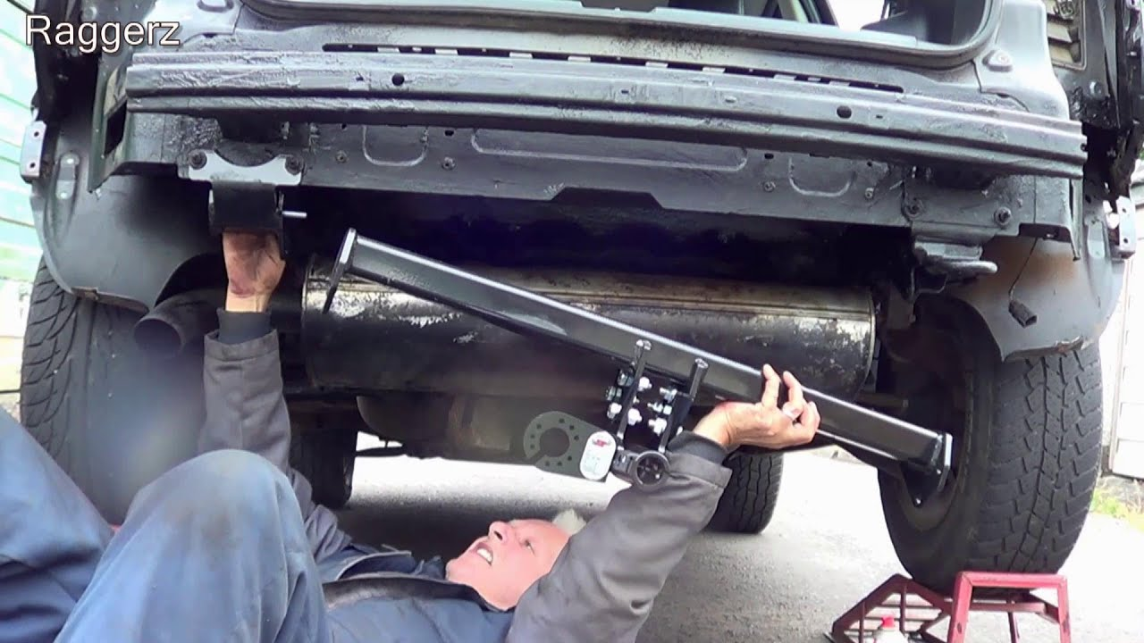 Landrover Freelander 2 Tow Bar Fitting Guide - YouTube